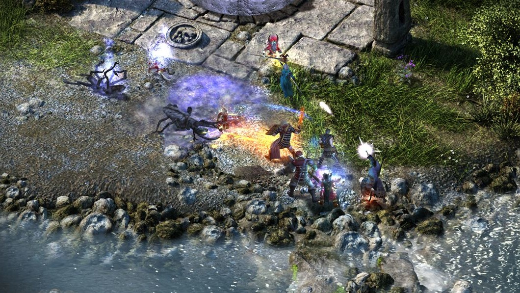 Portierung: Pillars of Eternity für Konsolen, Cities für PS4