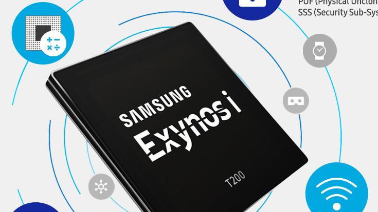 Samsung: Exynos i T200 steuert IoT-Geräte im Smart Home