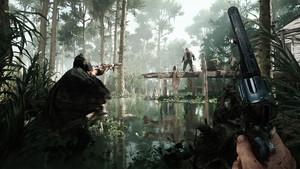 Hunt: Showdown: Spieler kämpfen gegen Spieler und Monster