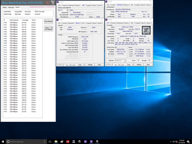 G.Skill Trident Z als DDR4-4200-Kit mit 64 GByte