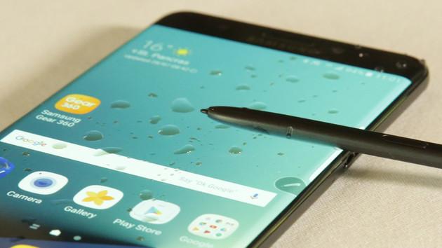 1.000 Euro: Galaxy Note 8 kommt mit 6,3 Zoll, Dual-Kamera & mehr RAM