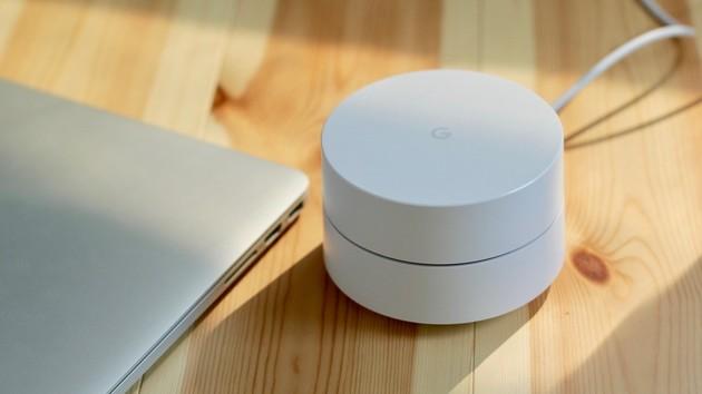 Google bringt Mesh-WLAN-System Google Wifi nach Europa
