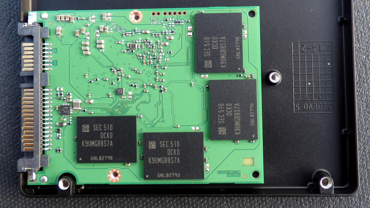 SSD-Langzeittest: Nach 1 Jahr und 9,1Petabyte starb das letzte Exemplar