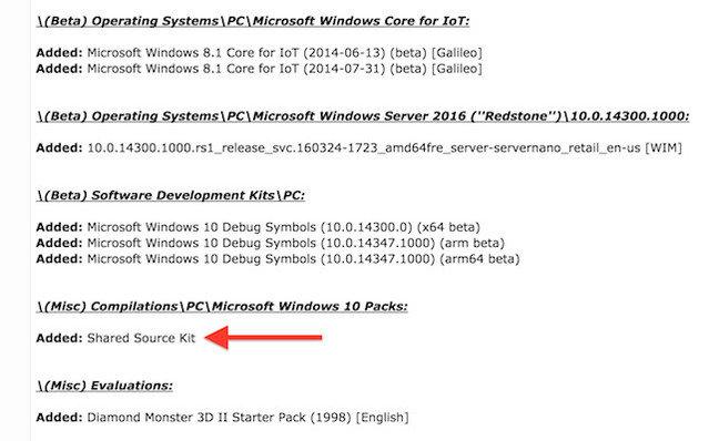Nur ein Teil der 32 TB waren echter Source Code