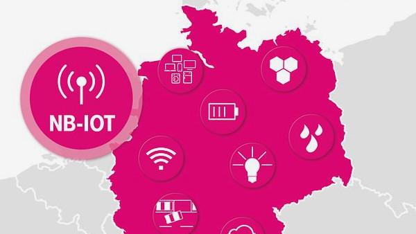 NarrowBand IoT: Deutsche Telekom bietet erste Servicepakete an