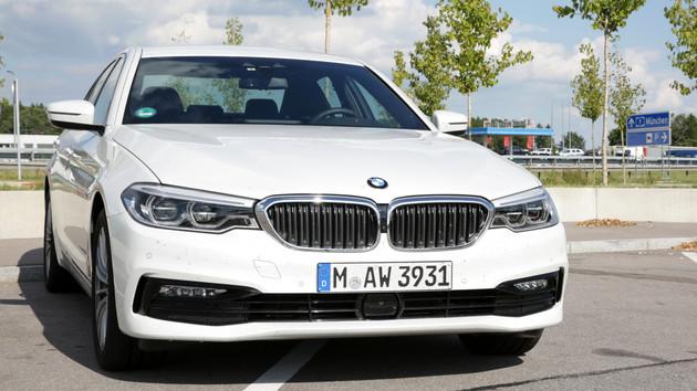 BMW Connected im Test: Immer online und vernetzt im neuen 5er