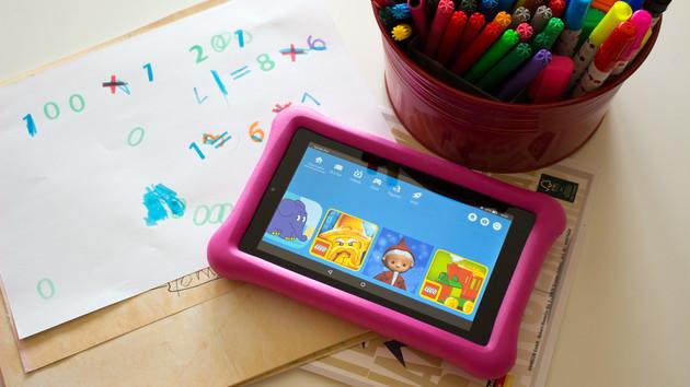 Amazon Fire 7 Kids Edition im Test: Tablet für Kinder (unter elektronischer Aufsicht)