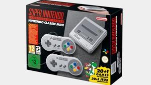 Nintendo SNES Mini: Retro Konsole mit 20 alten und einem neuen Spiel