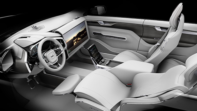 Serienreif bis 2021: Volvo nutzt Nvidia Drive PX für autonome Fahrzeuge