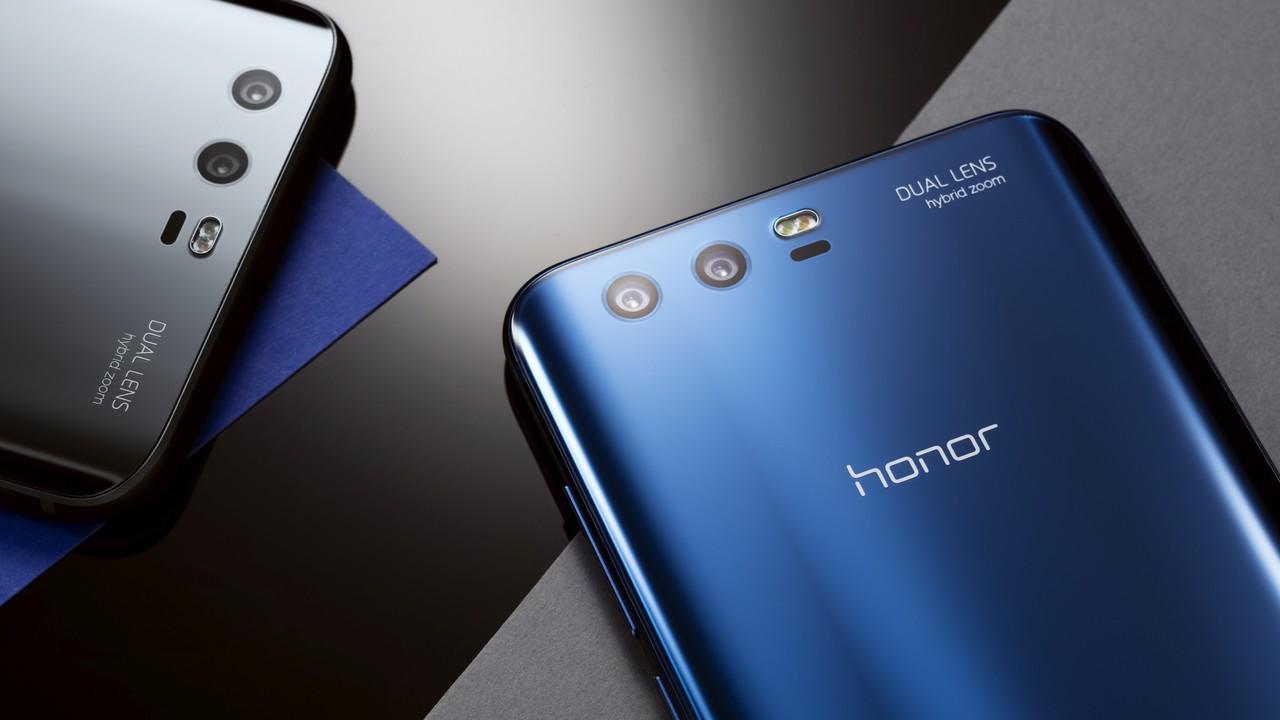 Honor 9: Dual-Kamera-Smartphone für 429Euro in Deutschland