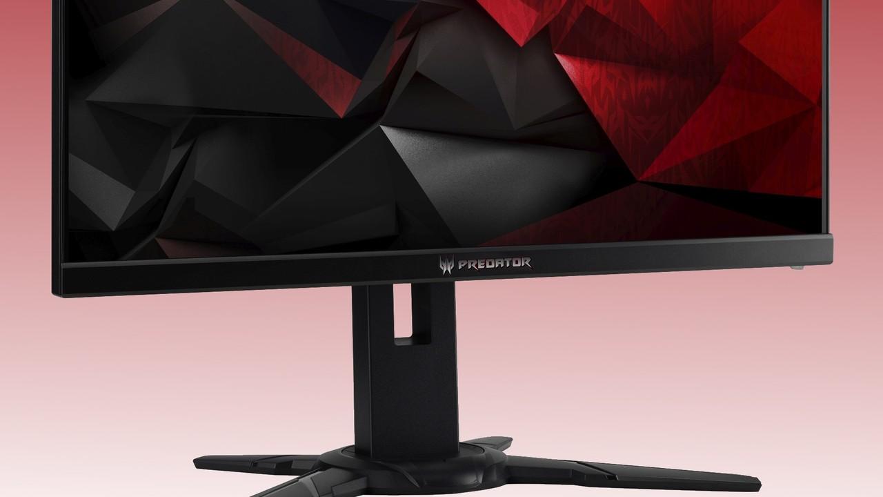 Predator XB2: Acers 240-Hz-Monitore sind ab 569 Euro verfügbar