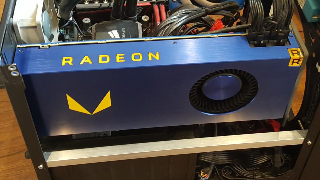 Radeon Vega Frontier Edition: Einordnung der Spekulationen zur Spiele-Performance