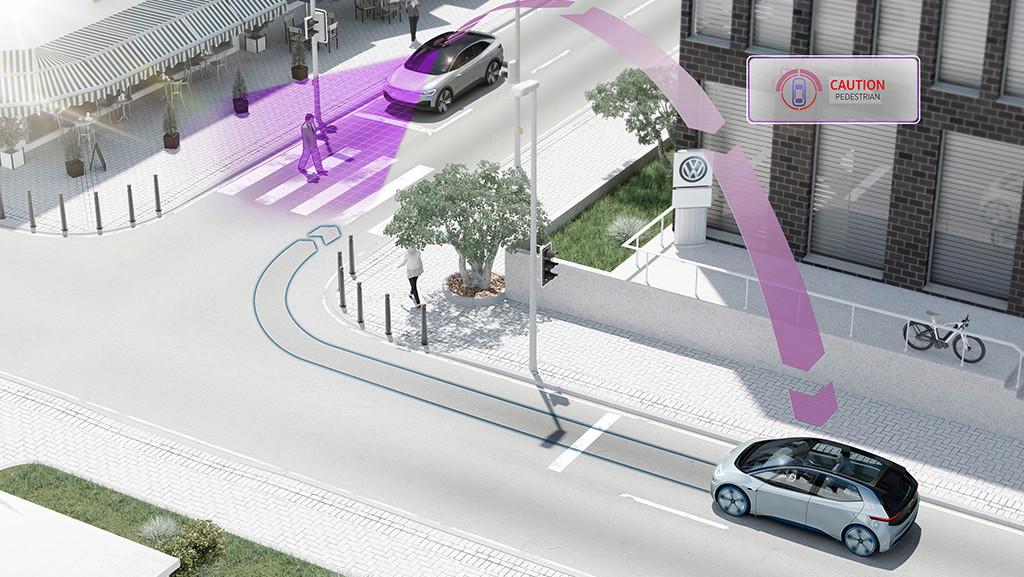 Ab 2019: VW vernetzt Autos und Infrastruktur mit IEEE802.11p