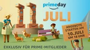 Amazon Prime Day: Große Rabattaktion ab dem 10. Juli für Prime-Kunden