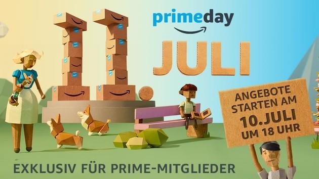 Prime Day 2017: 30 Stunden ab dem 10. Juli