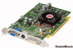 ATi Radeon X600 PCI Express