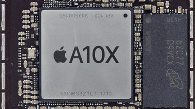 Apple: A10X Fusion des iPad Pro wird in 10nm bei TSMC gefertigt