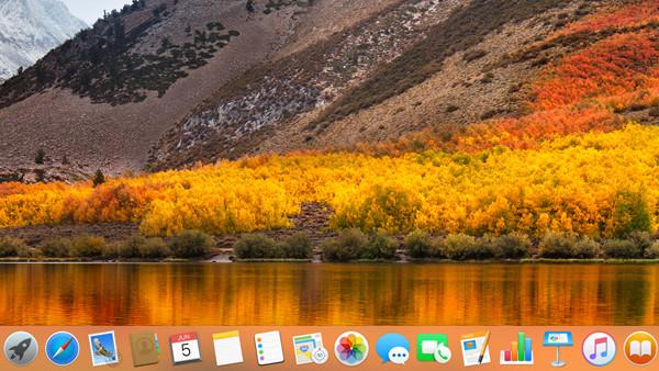 macOS 10.13 High Sierra: Public Beta mit Dateisystem APFS zur Installation bereit