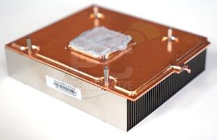 Der Kühler der Radeon Vega Frontier Edition