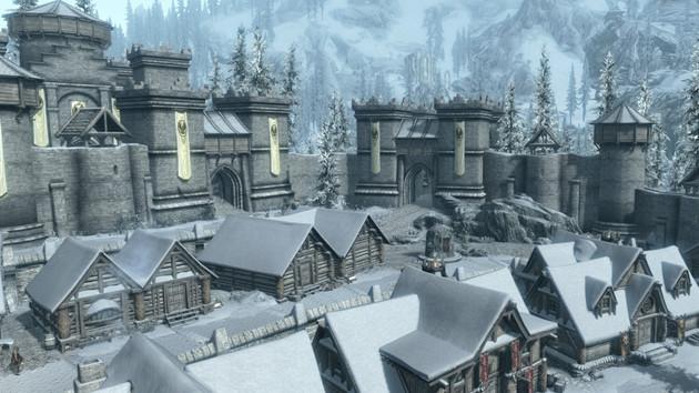 Beyond Skyrim: Bruma: Mod sprengt Grenzen von Skyrim