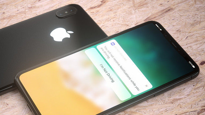 iPhone 8: 3D-Gesichtsscanner und 120-Hz-Display angeblich geplant