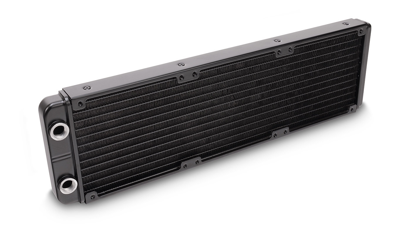 Aluminium-Radiator für Fluid-Gaming-Wasserkühlungen
