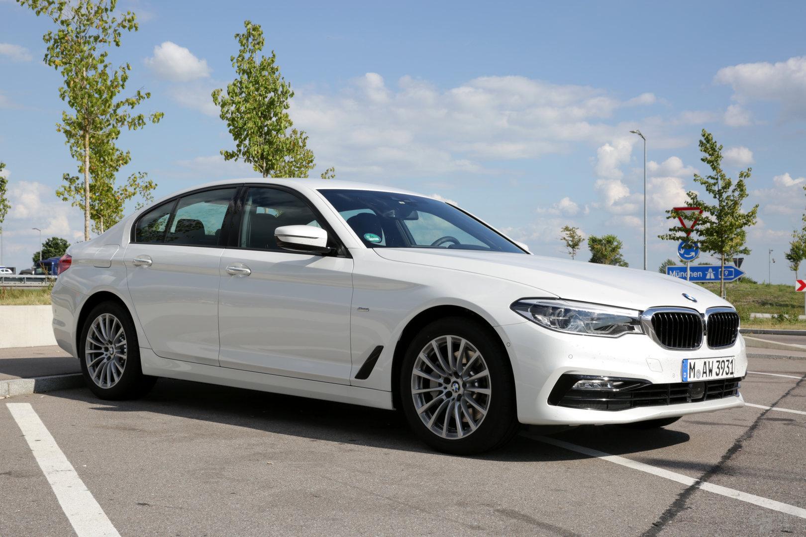 Der neue BMW 5er (G30)