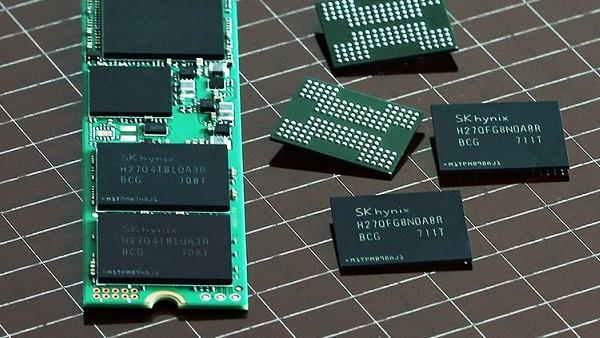 3D-NAND: SK Hynix 3D-V4 mit nun guten Yields in Massenproduktion