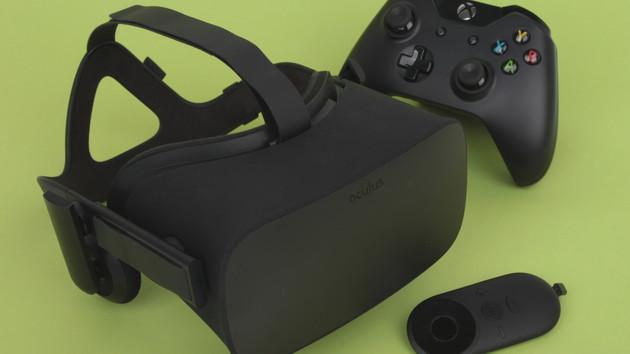 MediaMarkt: Oculus Rift und Touch Controller für 449 Euro