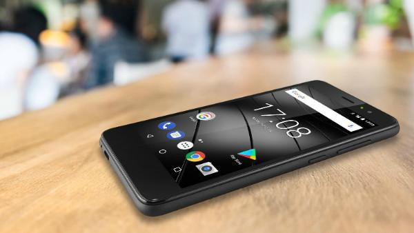 Gigaset GS170: 150-Euro-Smartphone mit 2GB RAM und Android7.0