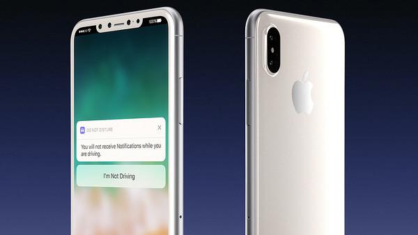 Nur noch OLED: Apple soll bei iPhones ab 2018 auf LCD verzichten