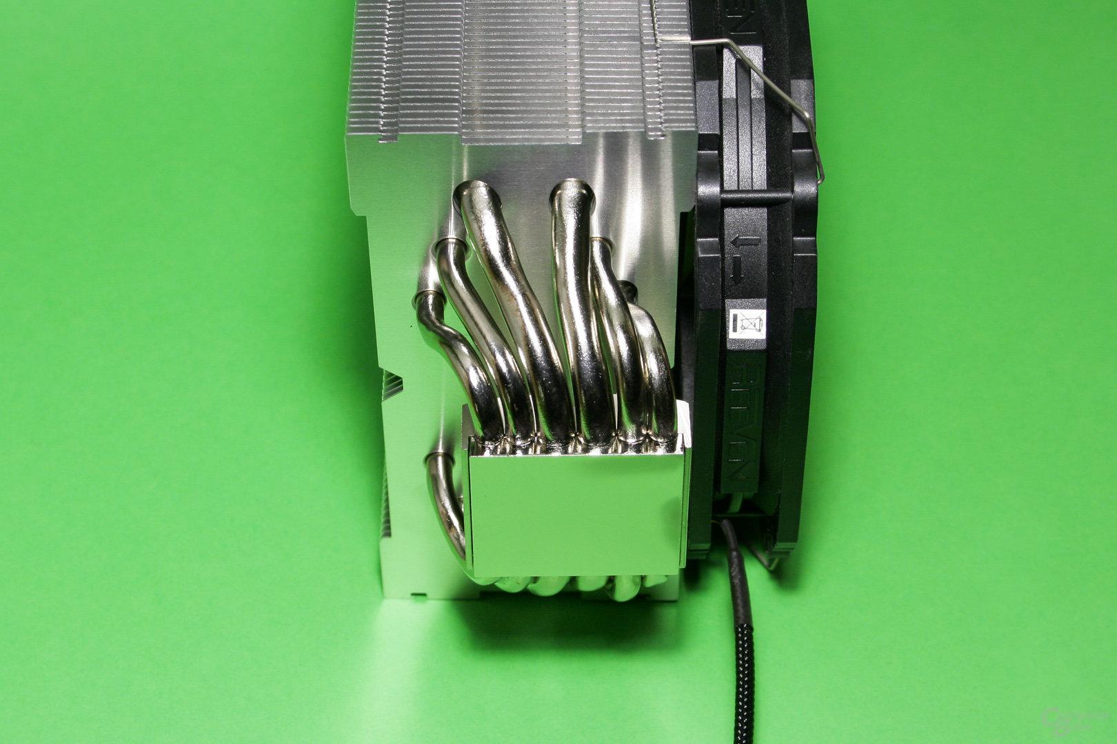 Reeven Ouranos: Der Kühlturm ist versetzt