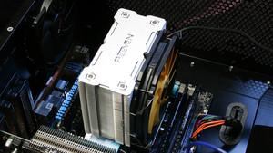 Reeven Ouranos im Test: Starke CPU-Kühlung hochwertig verpackt