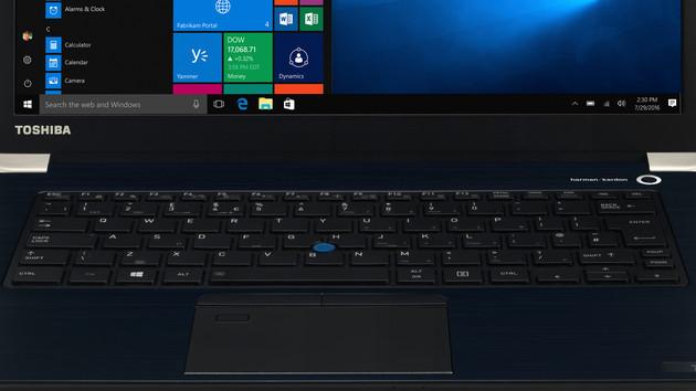 "Toshiba Tecra X40-D: 14""-Notebook aus Magnesium startet ab 1.669 Euro"