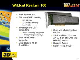 Wildcat Realizm 100