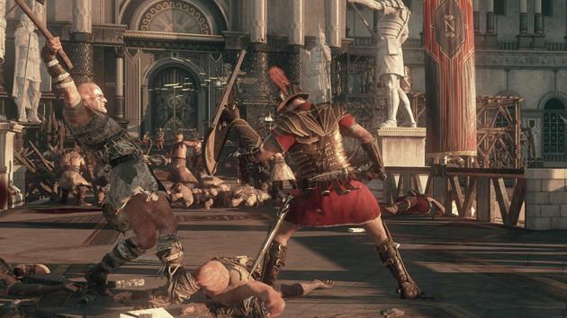 AMD & GameSessions: Ryse: Son of Rome gratis testen und behalten