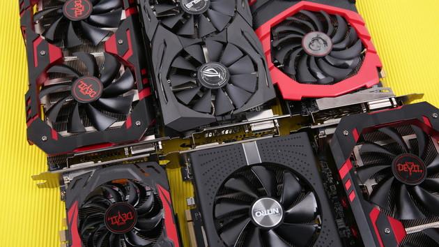 Crimson ReLive 17.7.1: Treiber für Mining-GPUs und R-300-Bugs