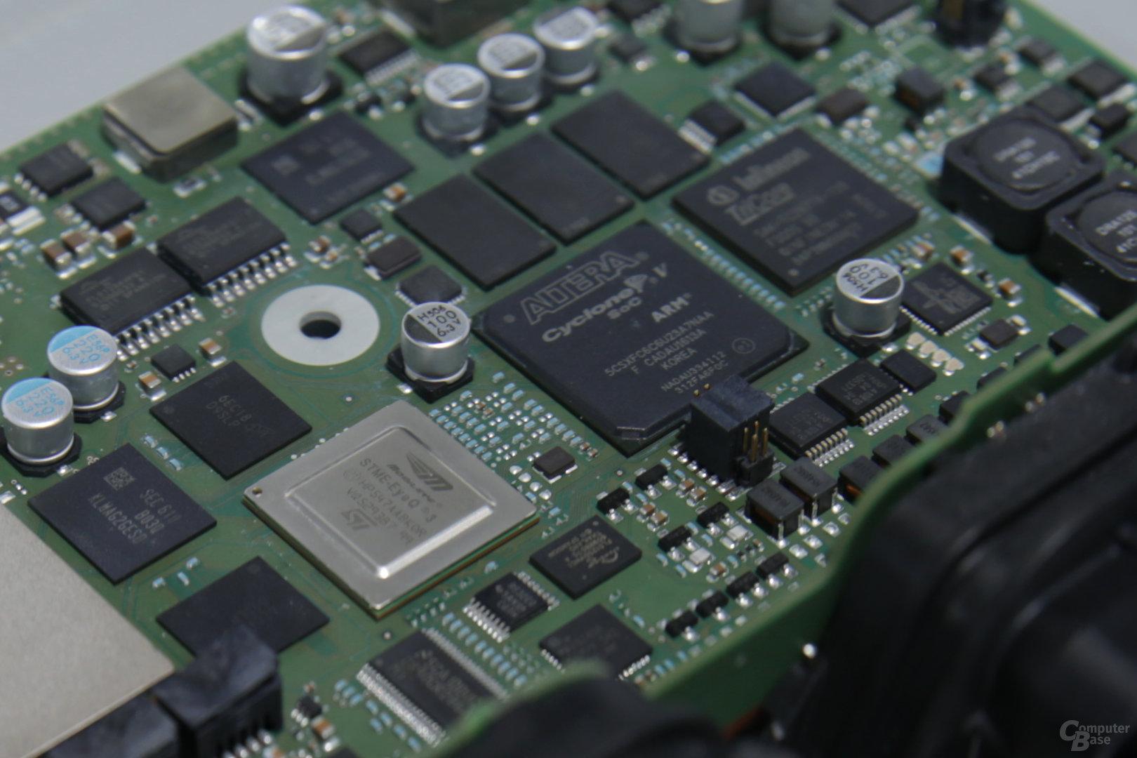 Chips von Nvidia, Mobileye, Altera und Infineon