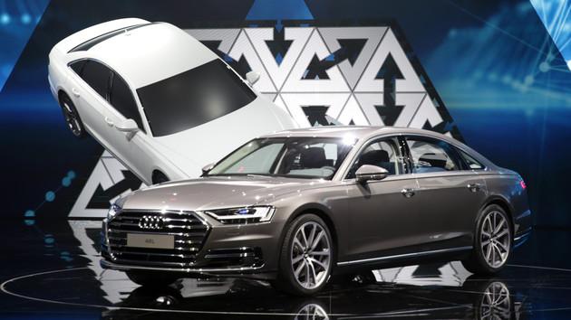 Neuer Audi A8 im Check: Bis zu sieben Displays und AI mit Nvidia-SoC