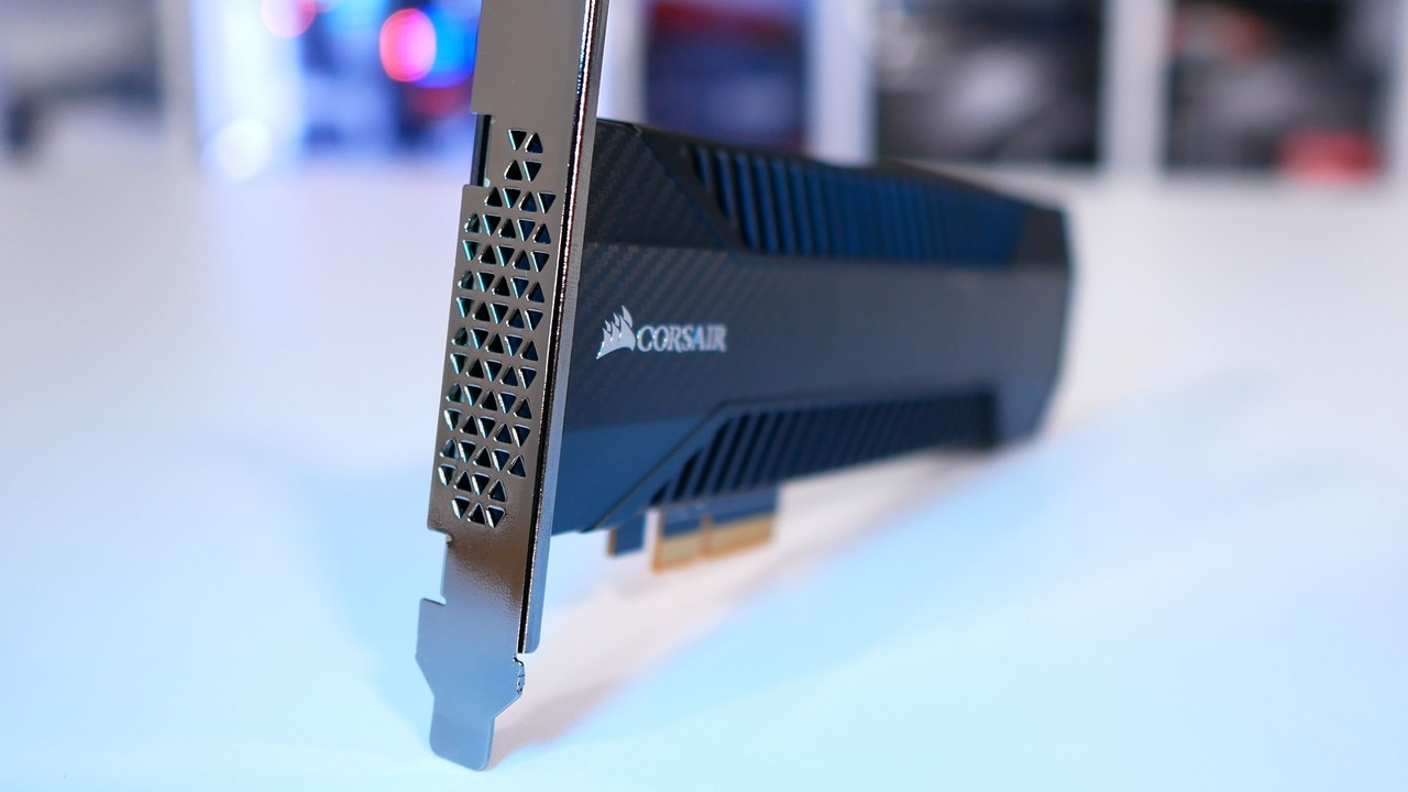 Corsair Neutron NX500: Neue PCIe-SSDs mit 2.800 MB/s im Großformat