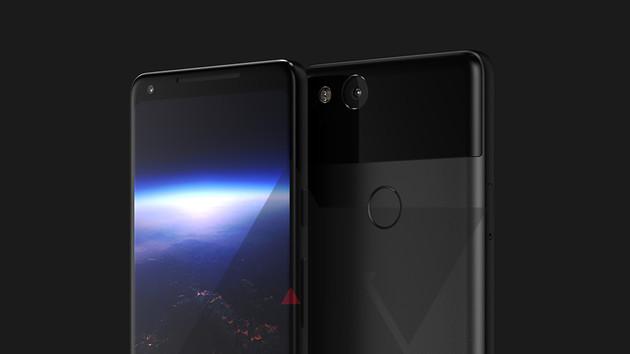 Google Pixel XL 2: Bild des Pixel-XL-Nachfolgers aufgetaucht