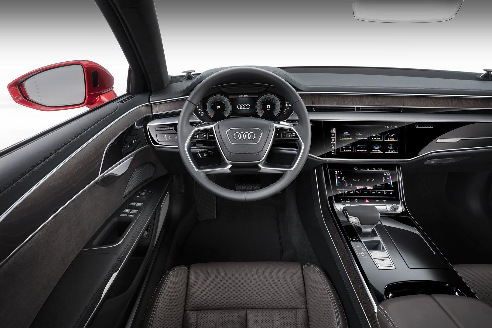Audi A8 Interieur (Bild 48/69) - ComputerBase