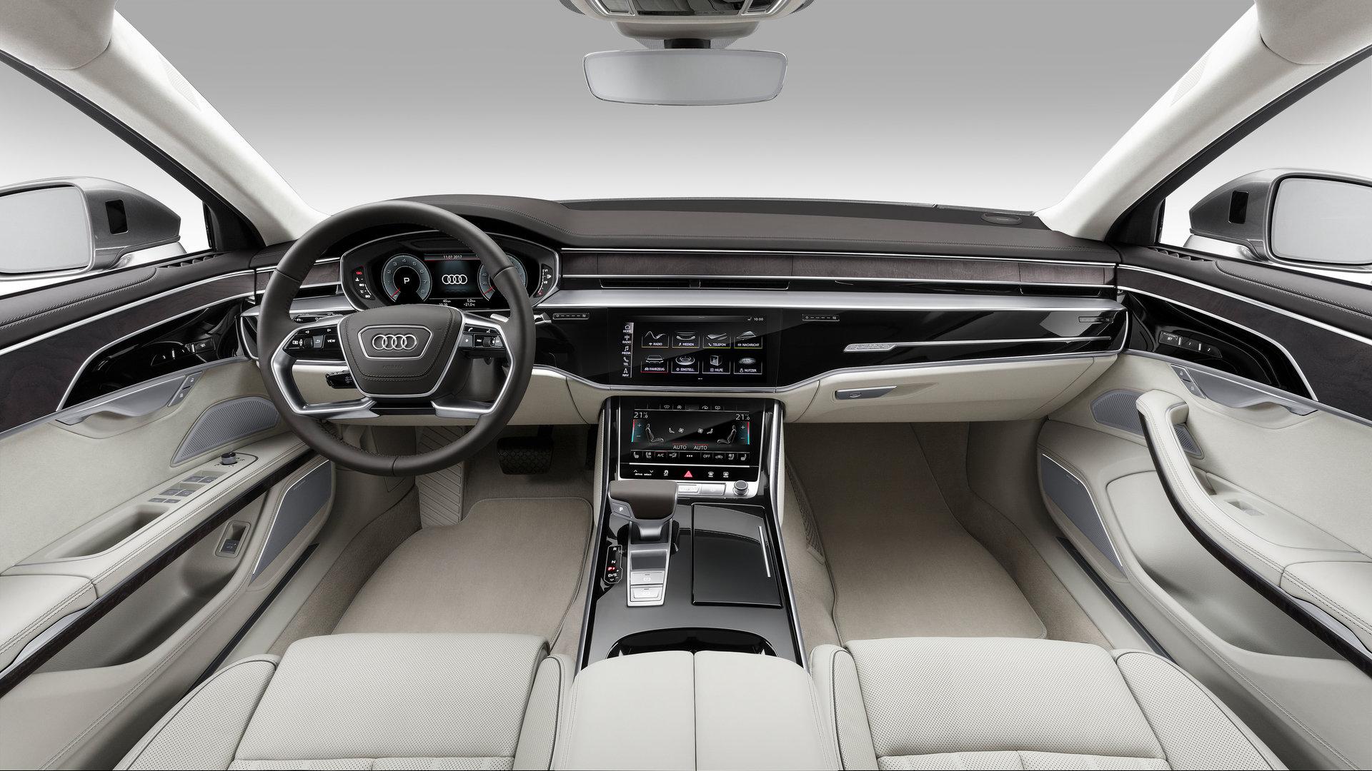 Audi A8 Interieur (Bild 46/69) - ComputerBase