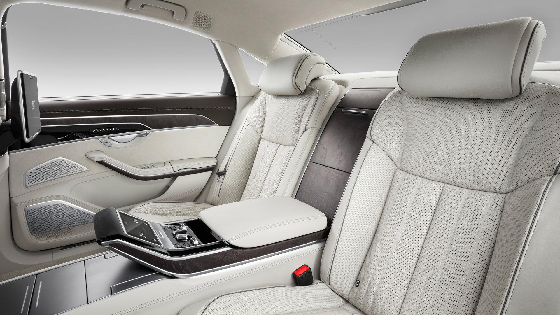 Audi A8 Interieur
