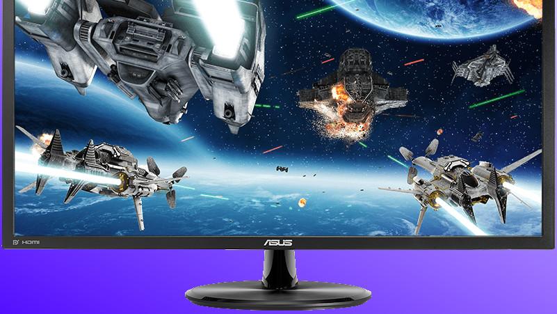 Asus VP28UQG: 28-Zoll-Monitor mit Ultra HD und FreeSync