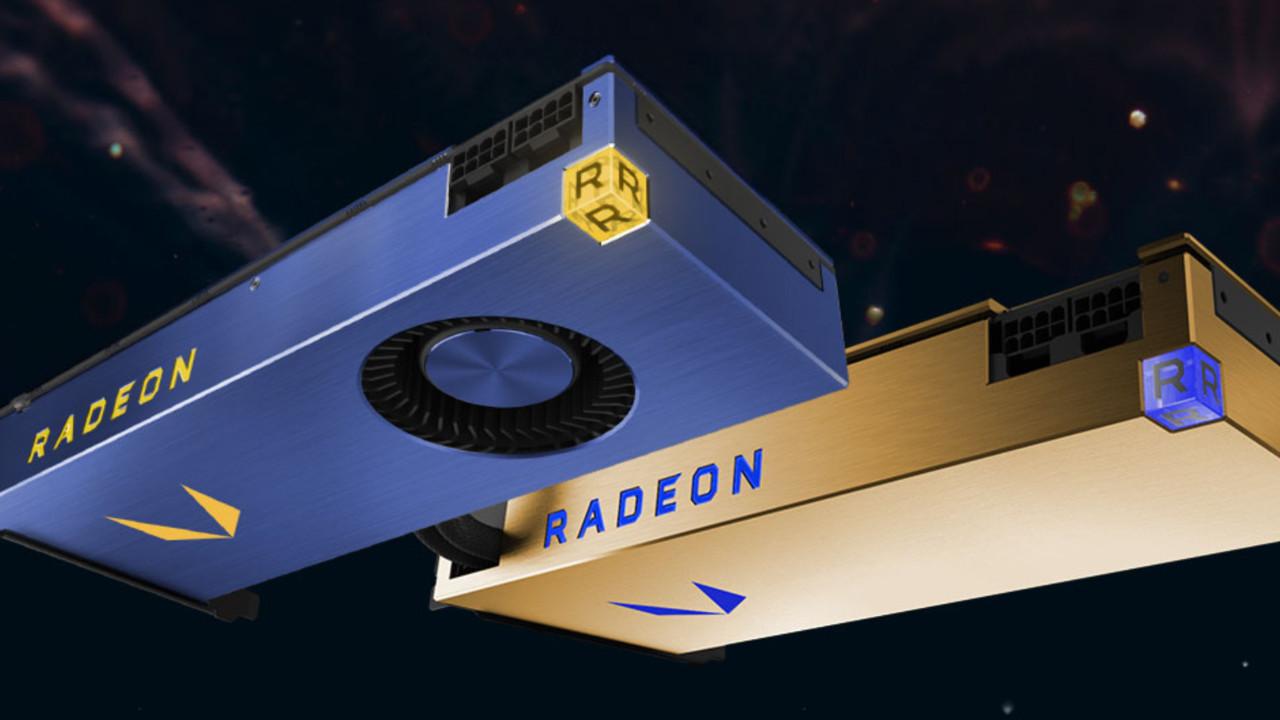 Frontier Edition: Wassergekühlte AMD Radeon Vega ist jetzt lieferbar