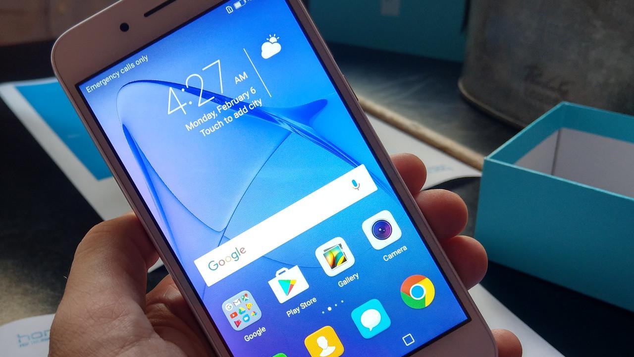Honor 6A ausprobiert: 169-Euro-Smartphone mit Dual-SIM und Android 7.0