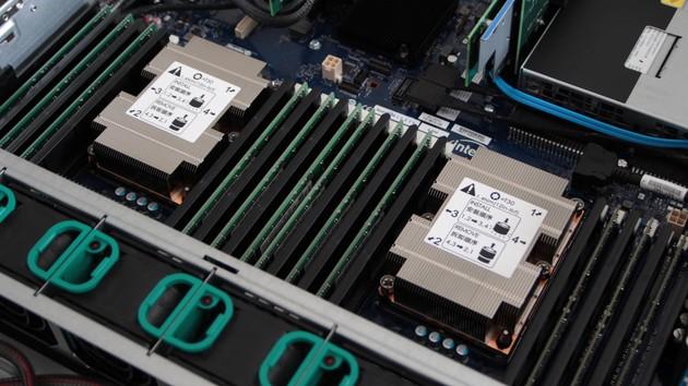Server-CPUs: Die Preise von Intel Xeon-SP und AMD Epyc im Vergleich