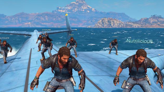 Just Cause 3: Finale Multiplayer-Mod nächste Woche auf Steam