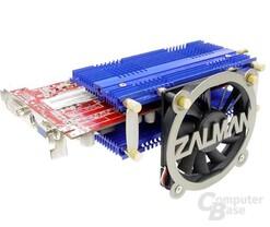 ZM80D-HP inklusive Lüfter ZM-OP1